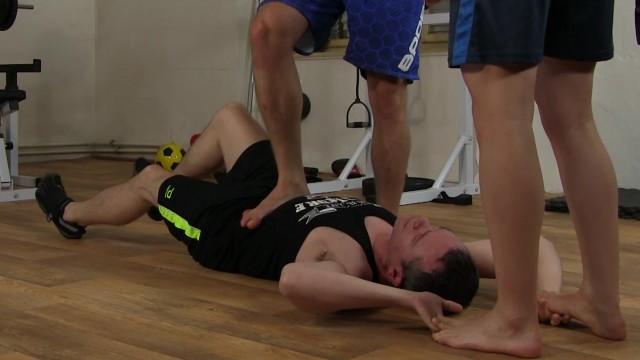 Gym Bully Boys HD part 1