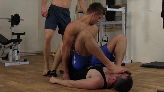 Gym Bully Boys HD Part 2