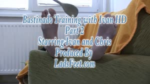 Ivan Bastinado Training HD Part 2 - Video